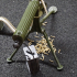 Accessories for Vickers Maxim Machinegun - scale 1/4 image