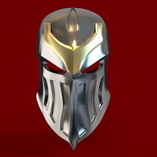 League Of Legends - Zed Face mask