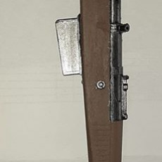 Picture of print of Gewehr 43 - scale 1/4