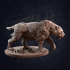 Felidont and Saber Toothed Tiger Pack - Presupported image