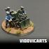 Heavy Machine Gun (IronHarvest Fan Art) image