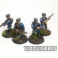 Infantry (IronHarvest Fan Art)