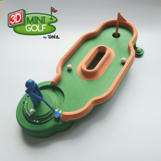 Hole 3 - Mini Golf