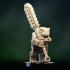 Frogfolk barbarian warrior image
