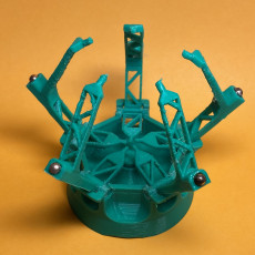The Claw! Pen holder