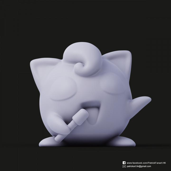 Jigglypuff(Pokemon)