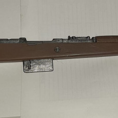 Picture of print of Gewehr 41M (Mauser) - scale 1/4