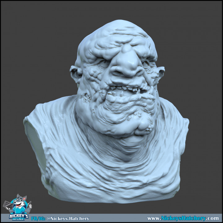 Fat Orc Bust's Cover