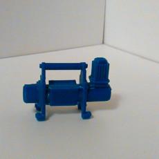 1/10 Scale air compressor