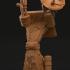 Steampunk Minotaur Gunner image
