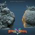 Dwarven Druid Variant 1 Miniature image
