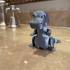 Ar-T-Rex print image