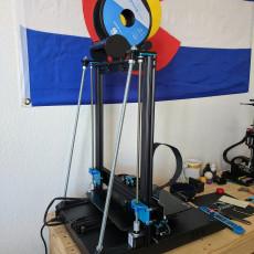 Sidewinder X1 SAE Bracing