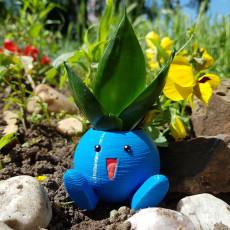 Happy Oddish Planter