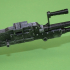 Enfield GPMG - scale 1/4 image