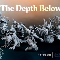 The Depth Below Full Set