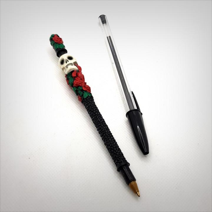 Gothic Pen.