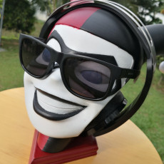 Harley Quinn Headphone Stand