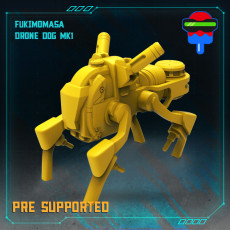FUKIMOMASA DRONE DOG MK1