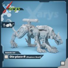 Robotic Displacer Beast