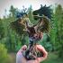 Eirvu, Dragon of the Fae image