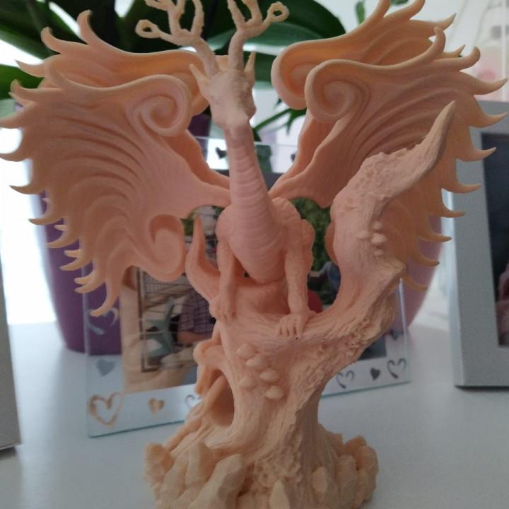 Eirvu, Dragon of the Fae