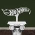 Hot Wheels 3D Printable Logo! image