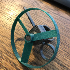 Picture of print of Pull Copter Finger Ring
