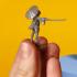 Kunoichi - Blood Orange Miniatures - Bonus Mini image