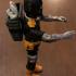 Cobra B.A.T. Replacement Hand Set G.I. Joe image