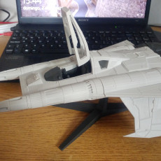 Picture of print of THUNDERFIGHTER