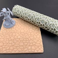 Cobblestone Texture Roller