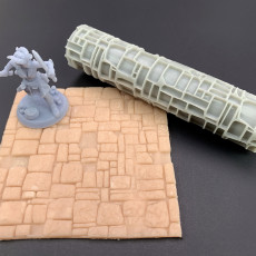 Stone Texture Roller