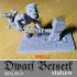 Dwarf Berserker - stature image