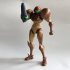 Samus from Metroid - Articulated Figure image