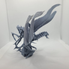 Picture of print of Insectoid Dragon