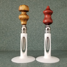 Bottle Stopper Display Stand