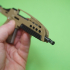 XM8 assault rifle Heckler & Koch - scale 1/4 image