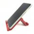 Universal dual angle (60-45°) mobile device stand image