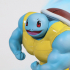 Ultra swole Squirtle image