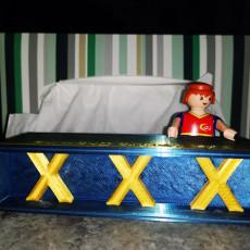 BUREAU PUPITRE Playmobil