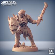 Scourgeland Survivor - Modular B (male)