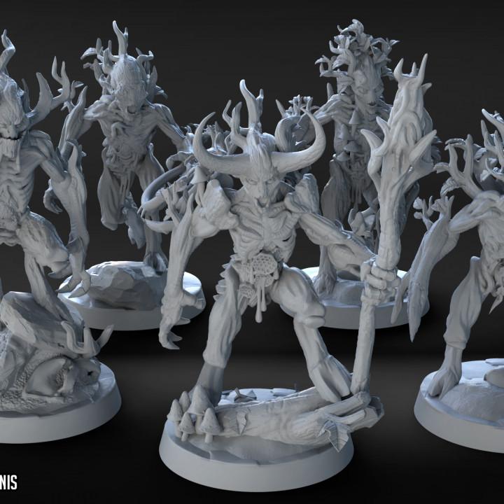 Blight Arboreans