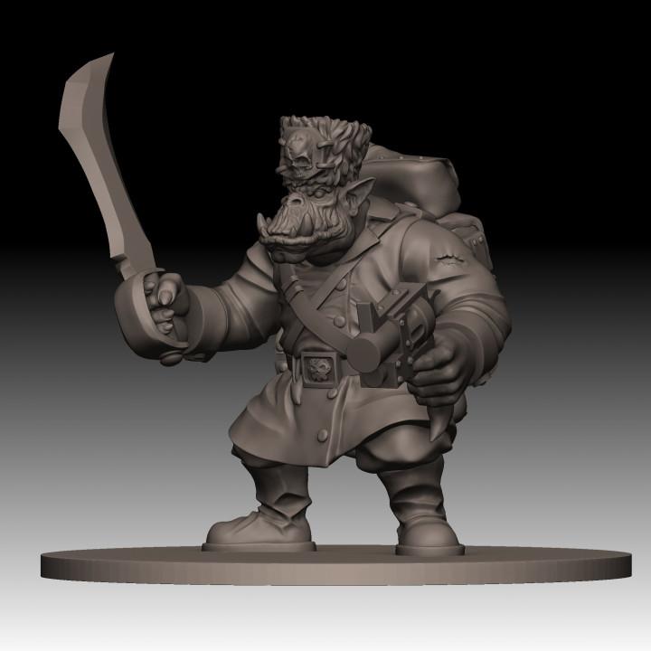 Ork Boy type 1