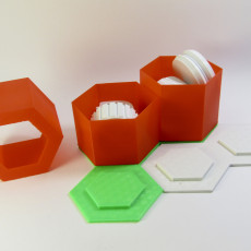 Vase-Mode Storage Containers