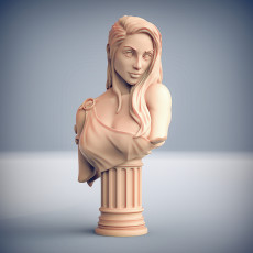 Venus Bust (AMAZONS! Kickstarter)