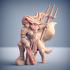 Zenovia - Gladiatrix Heroine (AMAZONS! Kickstarter) image
