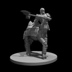 Cameltaur Fighter