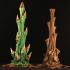 """Tabletop plant: """"Rhododendron Nostril"""" (Alien Vegetation 26) image"""