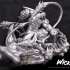 Wicked Marvel Hulk 3d Sculpture: Avengers STL ready for printing image